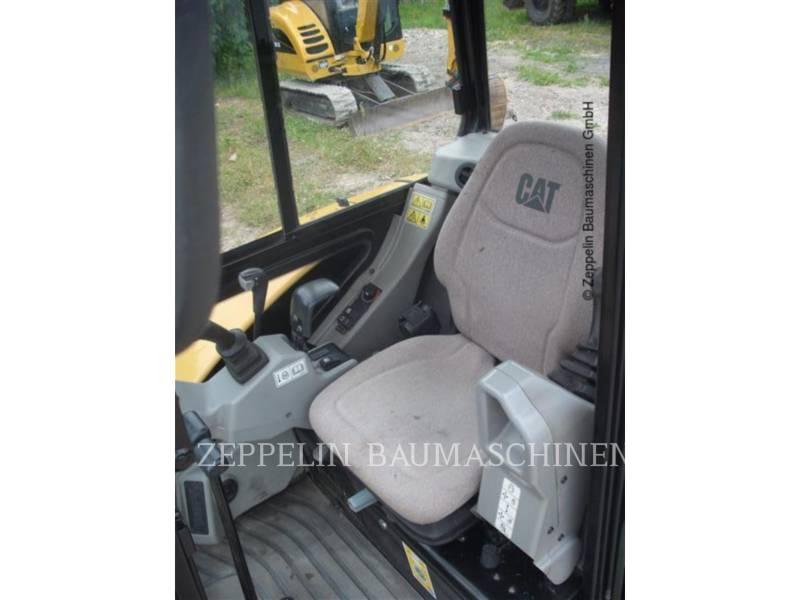 CATERPILLAR TRACK EXCAVATORS 302.5C equipment  photo 12
