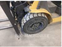 CATERPILLAR CARRELLI ELEVATORI A FORCHE P6000-GLE equipment  photo 6