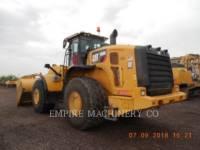 CATERPILLAR WIELLADERS/GEÏNTEGREERDE GEREEDSCHAPSDRAGERS 980M equipment  photo 3