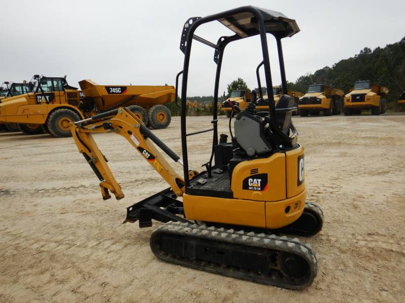 CATERPILLAR PELLES SUR CHAINES 301.7DCR equipment  photo 5