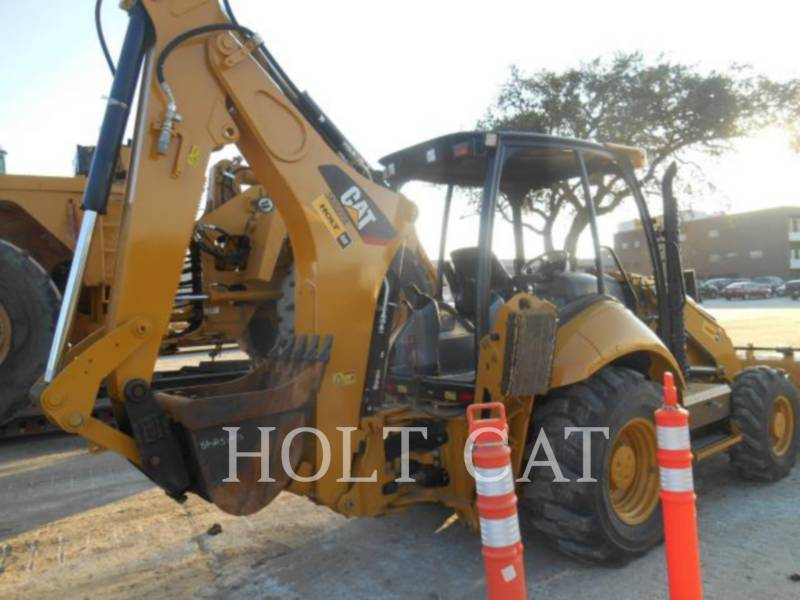 CATERPILLAR BACKHOE LOADERS 420F 4SX equipment  photo 4