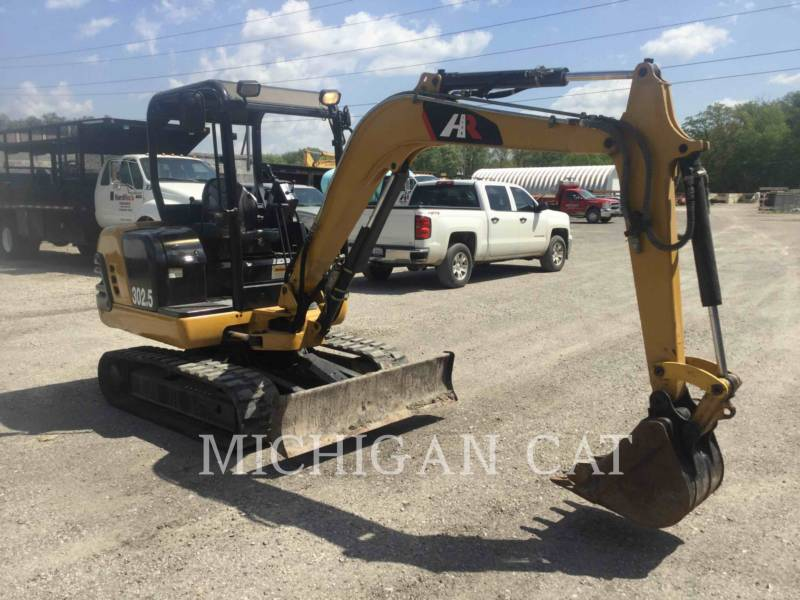 CATERPILLAR ESCAVADEIRAS 302.5 equipment  photo 2