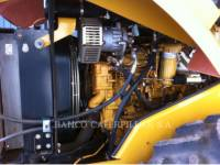 CATERPILLAR VIBRATORY SINGLE DRUM SMOOTH CS-423E equipment  photo 17