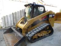 Equipment photo Caterpillar 279D ÎNCĂRCĂTOARE PENTRU TEREN ACCIDENTAT 1