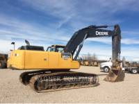 JOHN DEERE EXCAVATOARE PE ŞENILE 350G equipment  photo 4