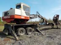 Equipment photo PRENTICE 384D GELENKAUSLEGER-HOLZLADER 1