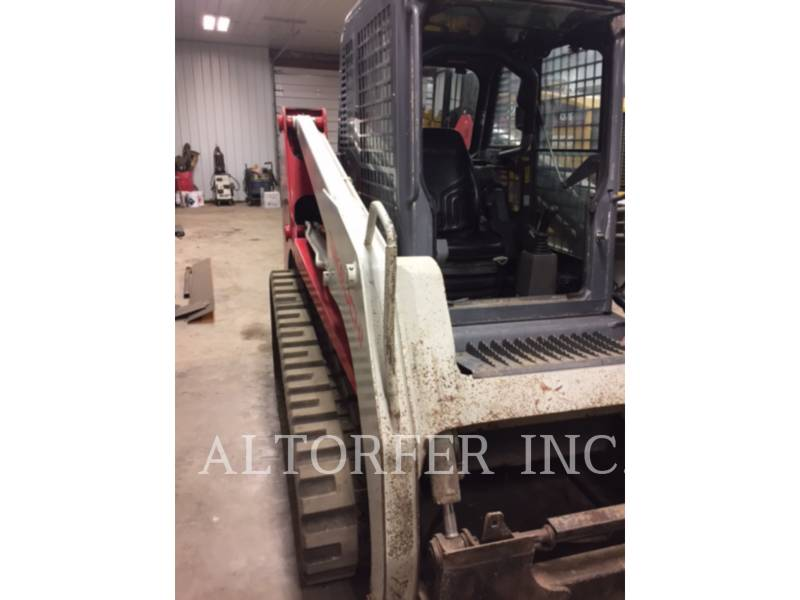 TAKEUCHI MFG. CO. LTD. CHARGEURS COMPACTS RIGIDES TL250 equipment  photo 4