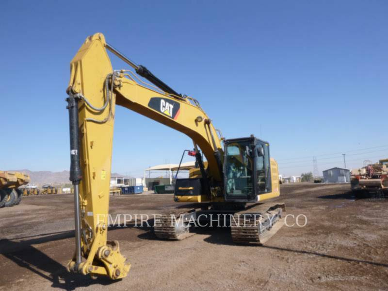 CATERPILLAR PELLES SUR CHAINES 320E LRR P equipment  photo 4