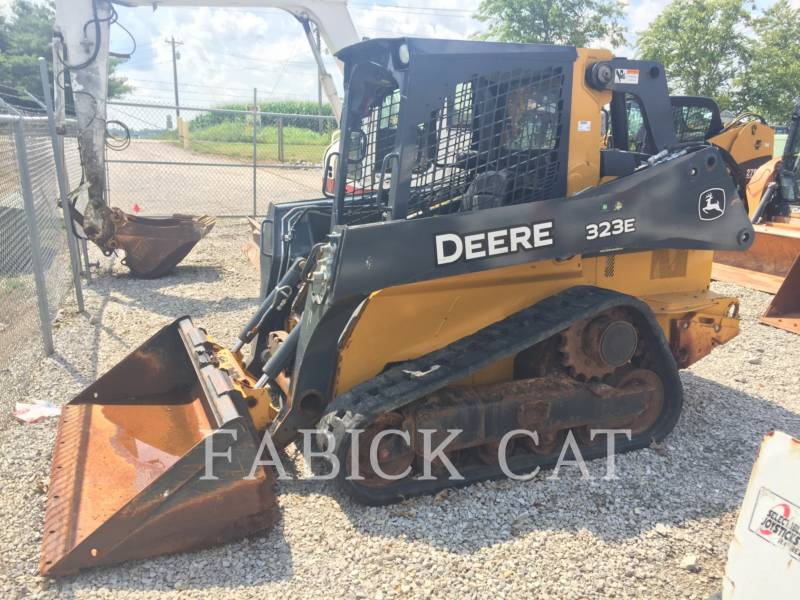 JOHN DEERE MULTI TERRAIN LOADERS 323E equipment  photo 4