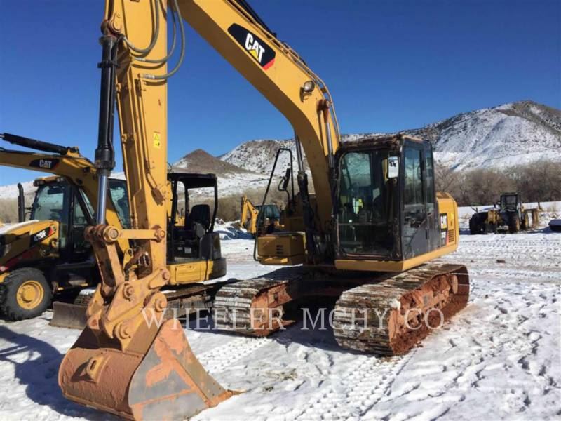 CATERPILLAR EXCAVADORAS DE CADENAS 313F GC CF equipment  photo 2