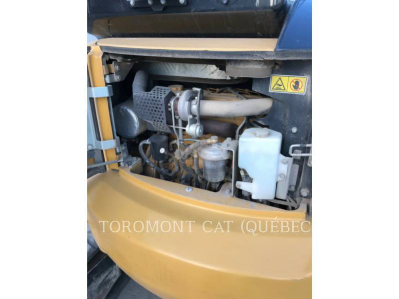 CATERPILLAR KETTEN-HYDRAULIKBAGGER 305.5DCR equipment  photo 14