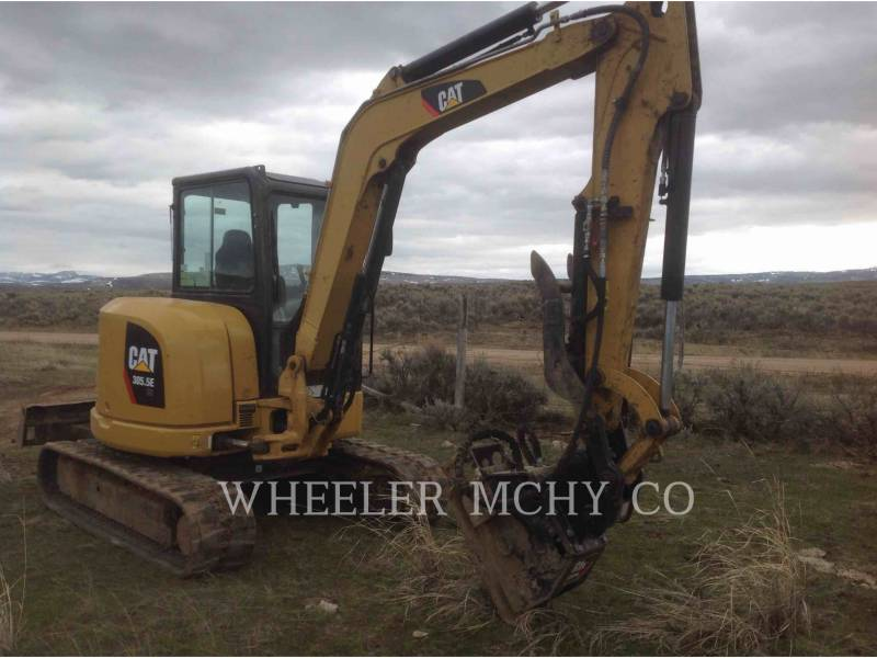 CATERPILLAR EXCAVADORAS DE CADENAS 305.5ECR equipment  photo 1