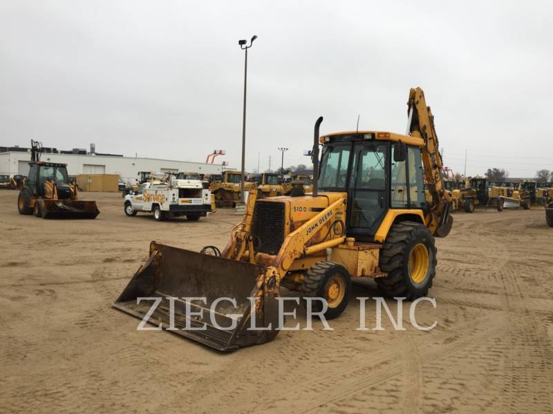 DEERE & CO. CHARGEUSES-PELLETEUSES 510D equipment  photo 3