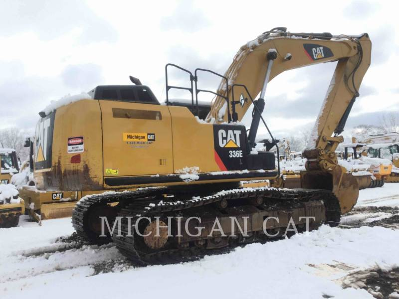 CATERPILLAR EXCAVADORAS DE CADENAS 336EL Q equipment  photo 3