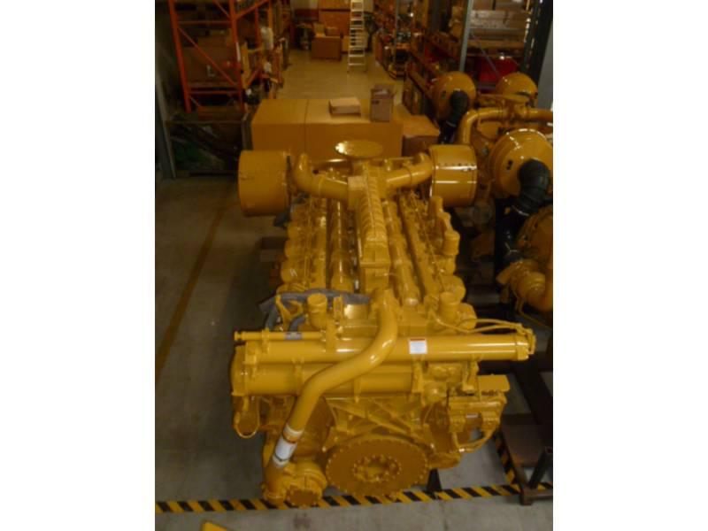 CATERPILLAR GROUPES ÉLECTROGÈNES STATIONNAIRES 3512B HD HV11KV equipment  photo 3