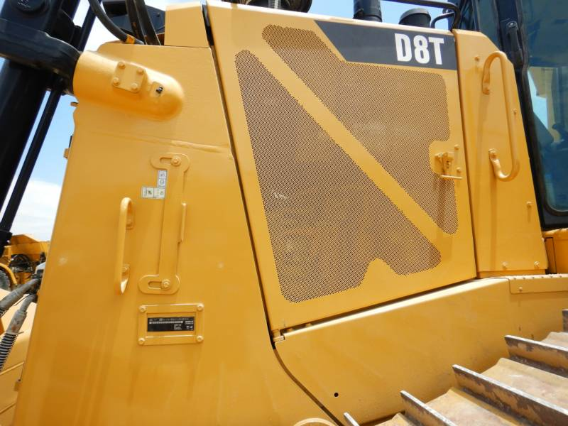 CATERPILLAR TRACK TYPE TRACTORS D 8 T equipment  photo 19