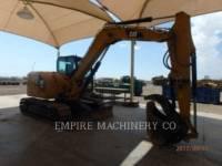 CATERPILLAR EXCAVADORAS DE CADENAS 308E2 SB equipment  photo 1