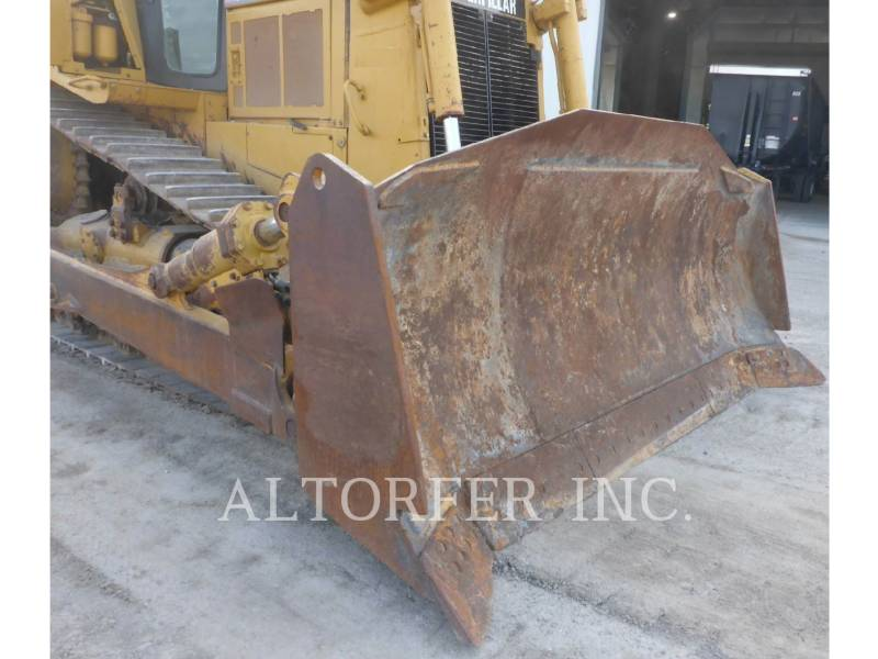 CATERPILLAR TRACK TYPE TRACTORS D8RII equipment  photo 8