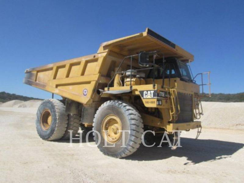 CATERPILLAR OFF HIGHWAY TRUCKS 775E equipment  photo 1