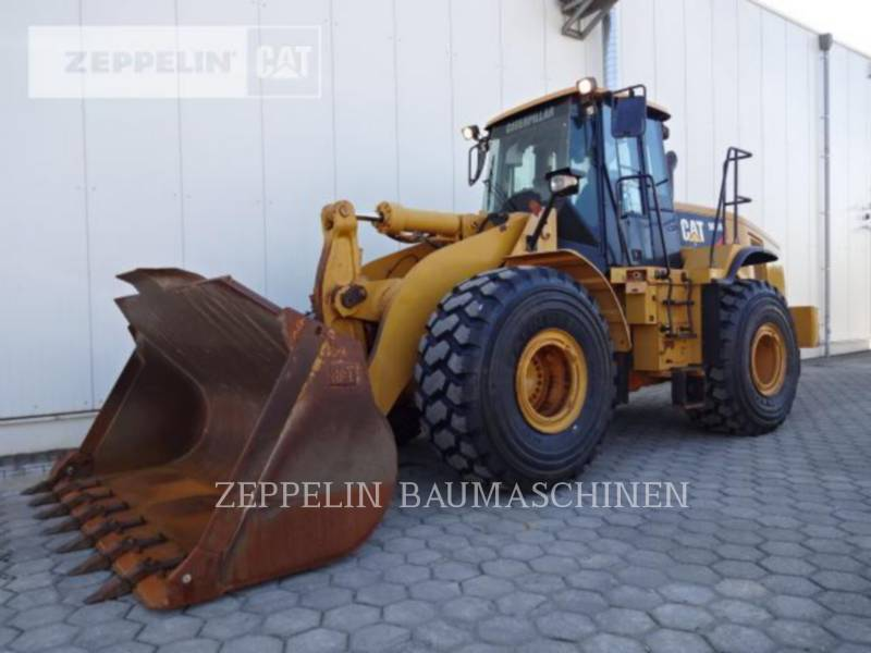 CATERPILLAR RADLADER/INDUSTRIE-RADLADER 966H equipment  photo 1