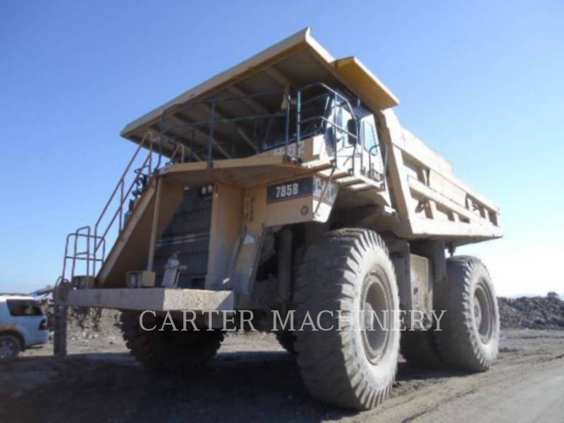 CATERPILLAR MINING OFF HIGHWAY TRUCK 785B equipment  photo 2