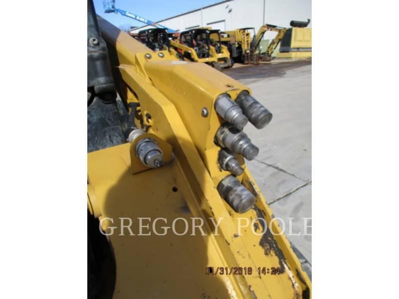 CATERPILLAR 多様地形対応ローダ 299D XHP equipment  photo 8