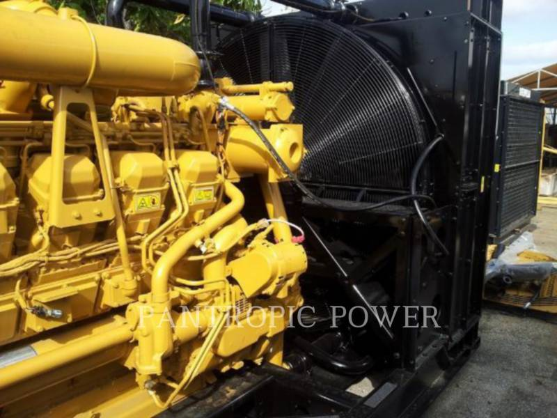 CATERPILLAR STATIONARY GENERATOR SETS 3516B equipment  photo 3