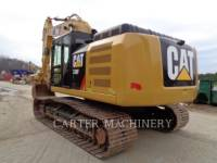 CATERPILLAR TRACK EXCAVATORS 330F 10 equipment  photo 2