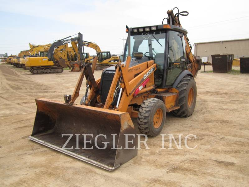 CASE/NEW HOLLAND BACKHOE LOADERS 590SUPERM equipment  photo 1