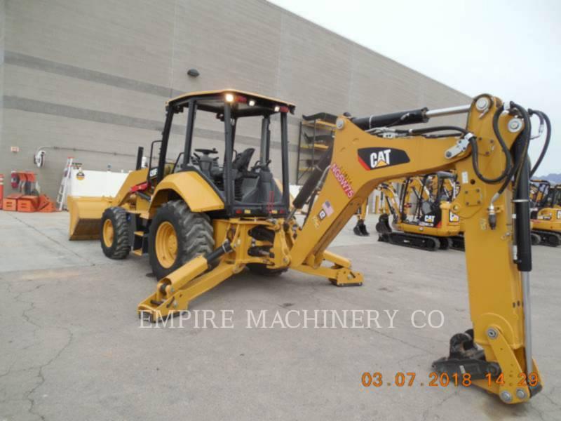 CATERPILLAR バックホーローダ 420F2 4EOP equipment  photo 4
