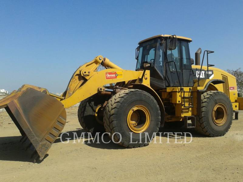 CATERPILLAR CARGADORES DE RUEDAS 966H equipment  photo 6