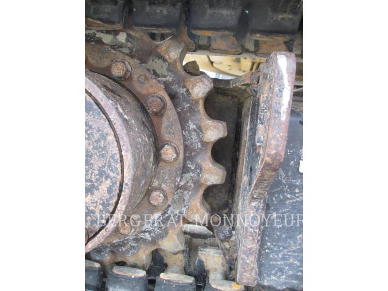 CATERPILLAR KETTEN-HYDRAULIKBAGGER 305.5E CR equipment  photo 7