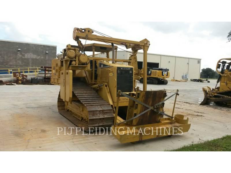 CATERPILLAR TRACTOREN OP RUPSBANDEN D6NLGP equipment  photo 2