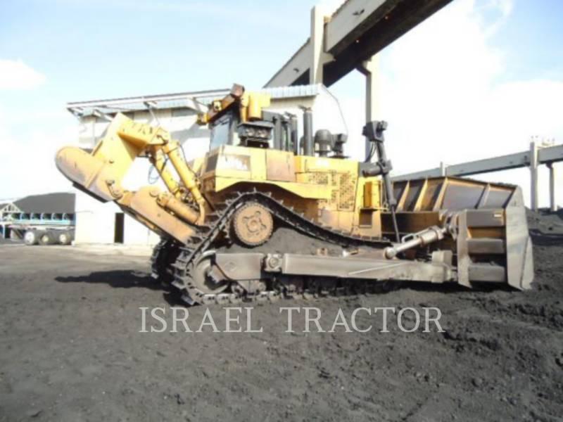 CATERPILLAR TRACK TYPE TRACTORS D10T equipment  photo 1