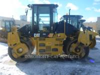 Equipment photo CATERPILLAR CD54 TAMBOR DOBLE VIBRATORIO ASFALTO 1