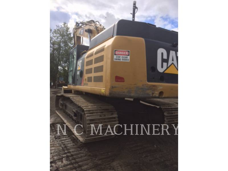 CATERPILLAR EXCAVADORAS DE CADENAS 349E L equipment  photo 6