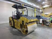 CATERPILLAR TANDEMVIBRATIONSWALZE, ASPHALT CB44B equipment  photo 1