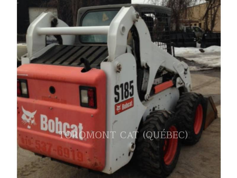 BOBCAT SKID STEER LOADERS S185 equipment  photo 10