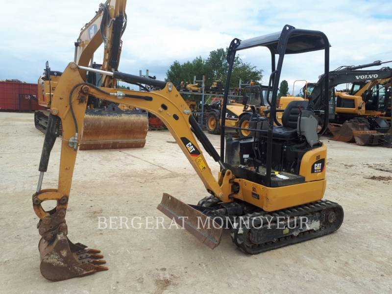 CATERPILLAR EXCAVADORAS DE CADENAS 301.7DCR equipment  photo 1