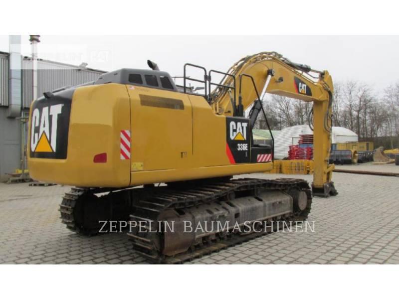 CATERPILLAR トラック油圧ショベル 336ELN equipment  photo 3
