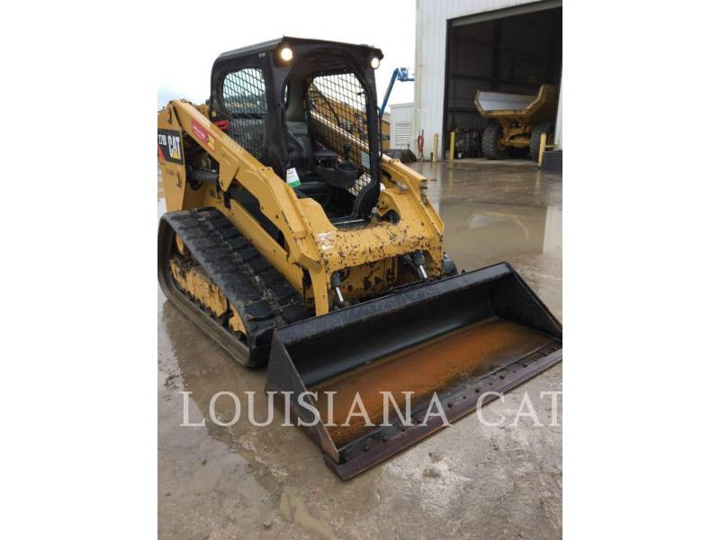 CATERPILLAR MULTITERREINLADERS 279D equipment  photo 7