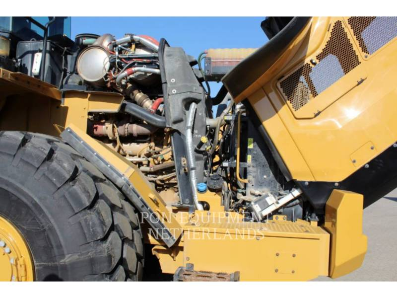 CATERPILLAR WIELLADERS/GEÏNTEGREERDE GEREEDSCHAPSDRAGERS 980M equipment  photo 15