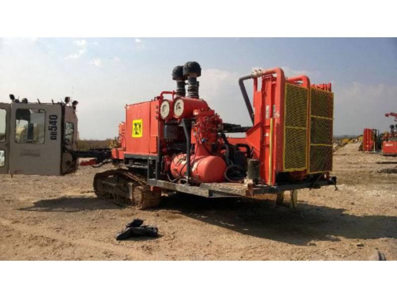 SANDVIK MINING & CONSTRUCTION ROTARY BLASTHOLE DRILLS DR540 equipment  photo 2
