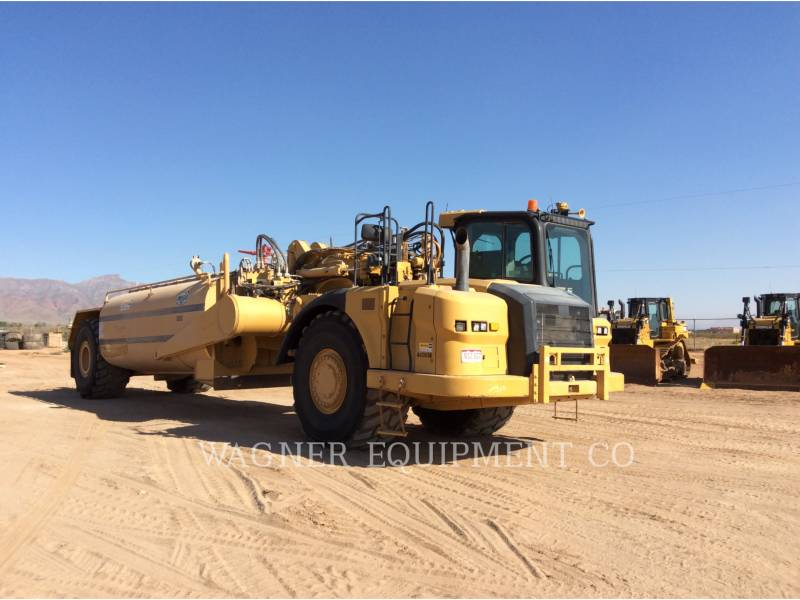 CATERPILLAR WAGON CITERNE A EAU 621H WW equipment  photo 4