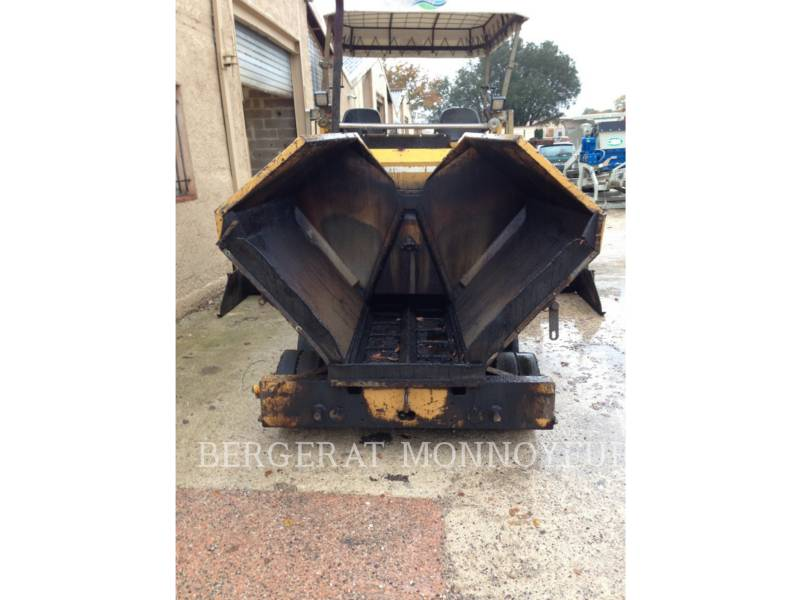 BITELLI S.P.A. FINISSEURS BB632 equipment  photo 2