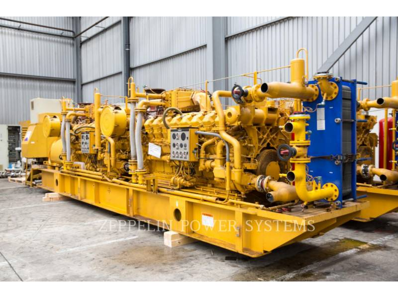 CATERPILLAR FIJO - GAS NATURAL G3532 equipment  photo 1