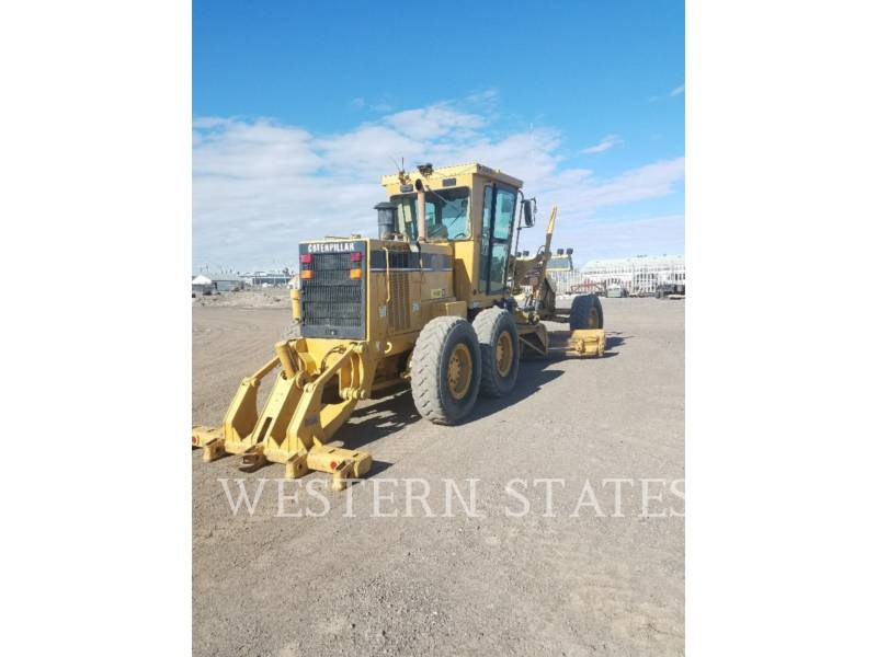 CATERPILLAR MINING MOTOR GRADER 140H equipment  photo 4