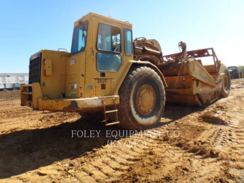 CATERPILLAR MOTOESCREPAS 631EII equipment  photo 1