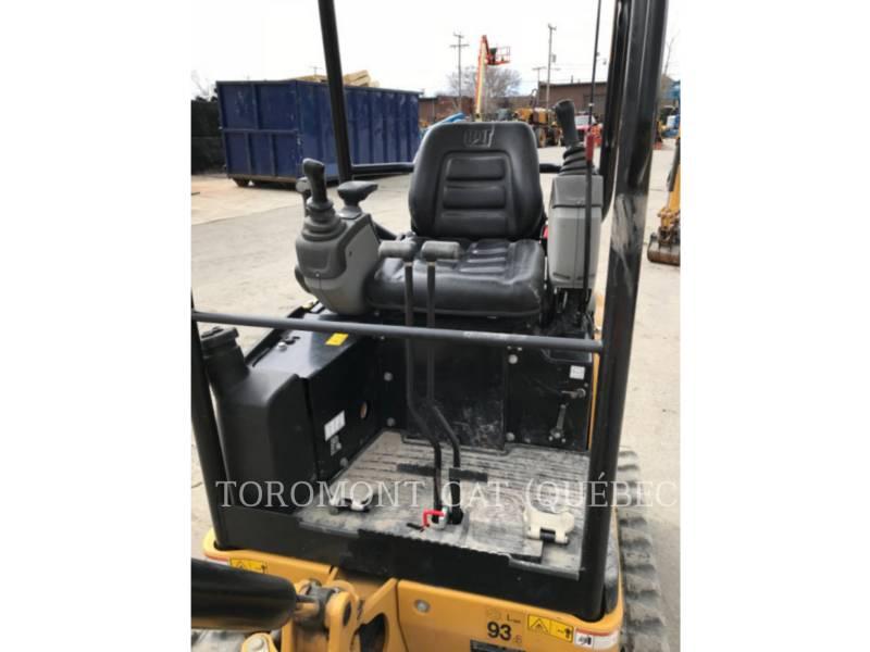 CATERPILLAR 履带式挖掘机 301.7D CR equipment  photo 12