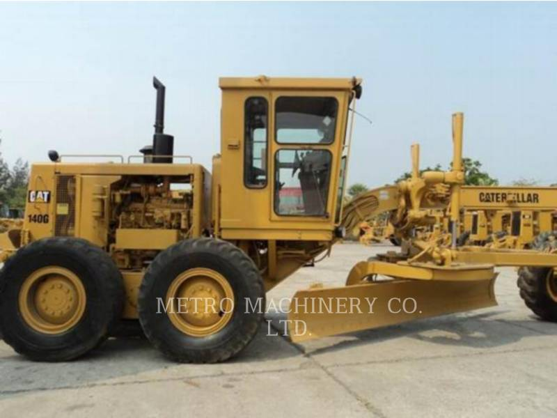 CATERPILLAR MOTONIVELADORAS 140G equipment  photo 6